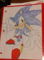 Happy B-day Sonic!! by sonic101999