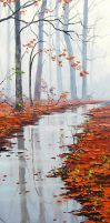 Last Autumn days by artsaus