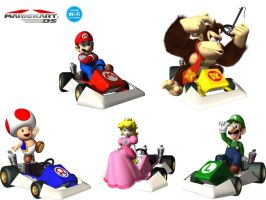 Mario Kart DS 2 by jkelly888