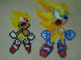 Super Sonic Improvement Time! by LingeringSentiments