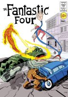 The moment after Fantastic Four #1 by sirandal