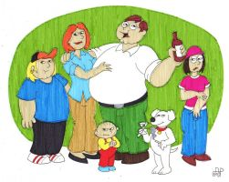 Family Guy, My Style by EmperorNortonII