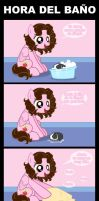 Bath Time - Esp by Shinta-Girl
