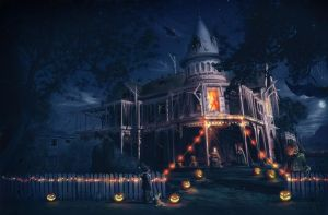 Halloween by AnthonyChristou1980