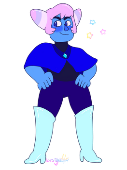 Holly Blue Agate - Steven Universe by LarasSweets