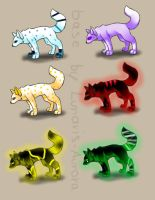 Wolf Adopts [CLOSED] by Inner-Realm-Adopts