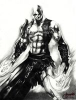 The God Of War by Jes221