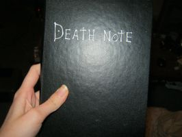 Death Note by Tharkan