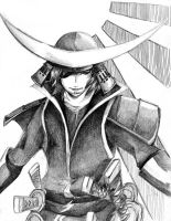 .: SB - Date Masamune :. by The-Crowned