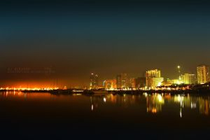 Manila Bay Harbour by residentsnob