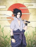 Sasuke -Taka- by Roy-Flowers