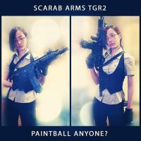 Paintball Anyone? by Red-Eclipse