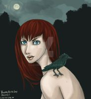 Raven's Moon by Cloverel