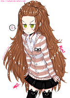 Casual Tsundere by ROYHACK