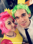 Fairly OddParents at Cuneo Comics and Games by InvisibleJune