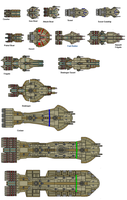 Mohljaniir Fleet Preview by wbyrd
