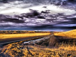 Down that old road by Haakansonphotography
