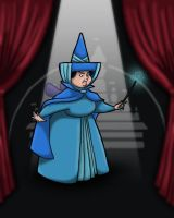 Disney Favs - Merryweather by animated-shark