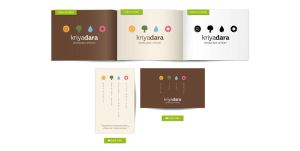 Kriyadara Business Card by artblanc