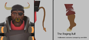 TF2 Halloween Costume concept by emrfish6