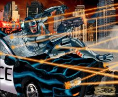ROBOCOP: Open Fire by VAXION