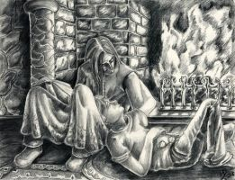 Firetalks, Harry/Snape, G by carthasis
