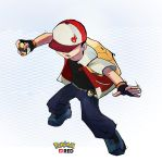 Trainer Red - Remake by lord-phillock