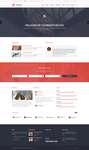 Coursat Awesome Course PSD Template by begha