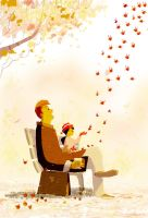 Spring Comes back by PascalCampion
