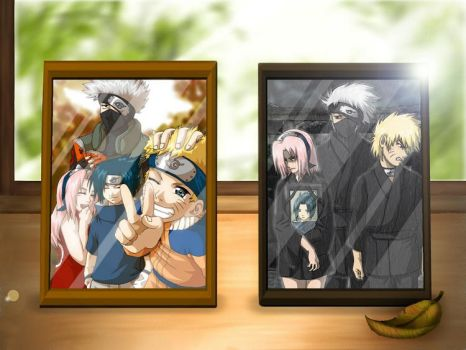Team 7 before and after by AnnaGiladi