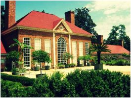 George Washington's Mount Vernon Garden by SeiMissTake