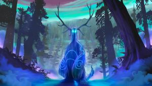 Ori and the Blind Forest 2 Character Design by Marrazki