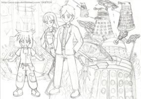 Doctor Who - Infinity Prisms by Jace-san