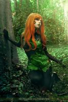 Poison Ivy - New 52 - DC Comics by WhiteLemon