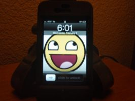 awesome iphone by zero78o