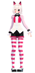 [MMD] Wip 3 Mangle -Update- by denisse-san