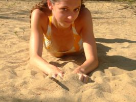 Sand Play 1 by Renstock