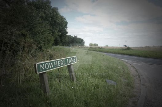 Nowhere Road by Jenbow112