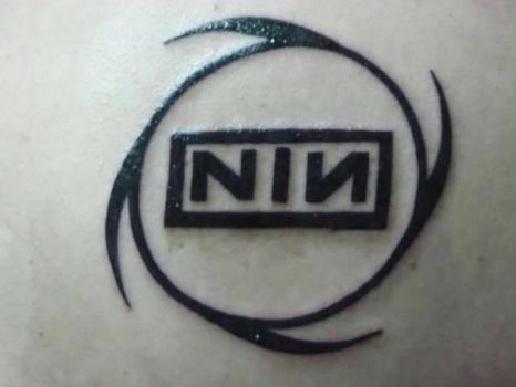 Nine Inch Nails Tattoo Designs