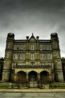 Moundsville Penitentiary by TimLaSure