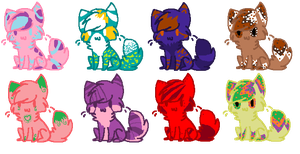 Cat Adoptables - Open by Adoradoptables