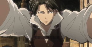 [Attack on Titan ACWNR] Screenshot [Levi Ackerman] by XxTheBlackDevilxX