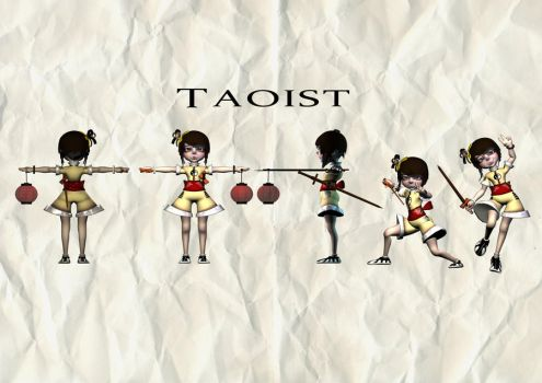 Taoist by Estaire