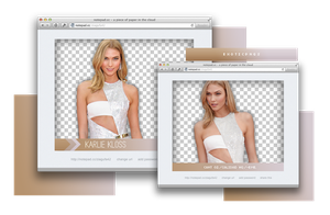 Pack Png 815 // Karlie Kloss by ExoticPngs