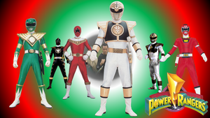 Tommy Oliver Tribute by The4thSnake