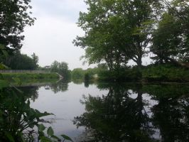 Bunnell's Pond by GUDRUN355