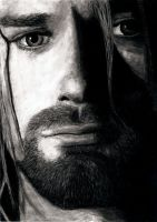 Kurt Cobain by THANITH-CS
