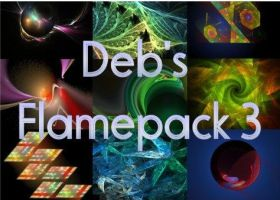 Debs Flame Pack 3 by DWALKER1047