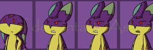Ask Pinrag Emotions by Snow-ish