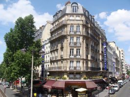 Timhotel Montparnasse by CanisDiabolos